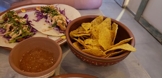 Best hidden gem in Moscow - Amazing Mexican tacos and burritos.
