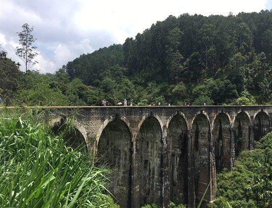 Demodara, Sri Lanka : Nine Arches