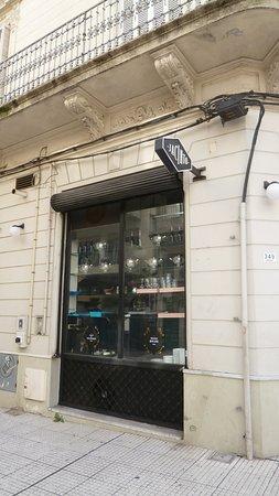 Jacinto cafe & restaurant: Fachada.