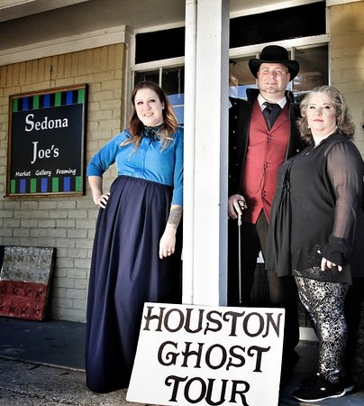 Professional, top-quality guides - Houston Ghost Tour is the premier ghost tour company in the area. Ensure yourself the perfect evening by joining us today!