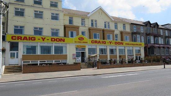 The Craig y don Hotel, hoteles en Blackpool