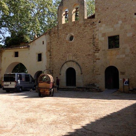 Albocasser, Ermita Sant Pau, extérieur