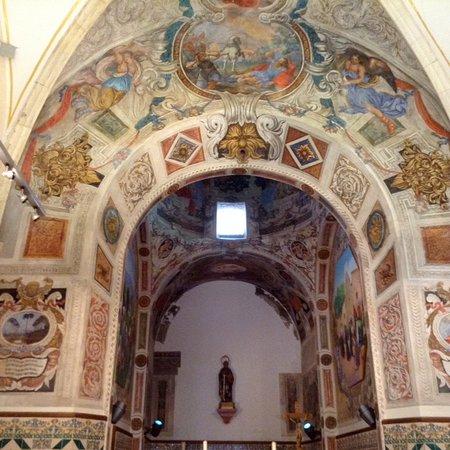 Albocasser, Ermita Sant Pau, intérieur
