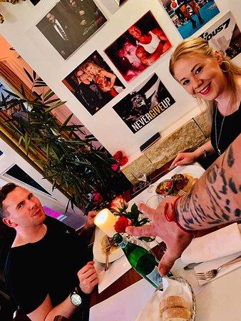 Mega herzliches Restaurant! Bei Franco fühlt man sich wie zu Hause und es ist ein Gaumenschmauß 👍👍👌