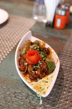 Amazing punjabi Food