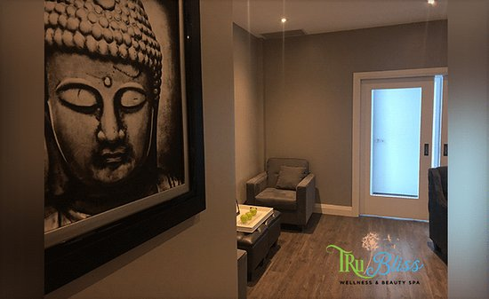 Woodbridge, แคนาดา: Enjoy Be Zen In Our Beautiful Tranquillity Lounge