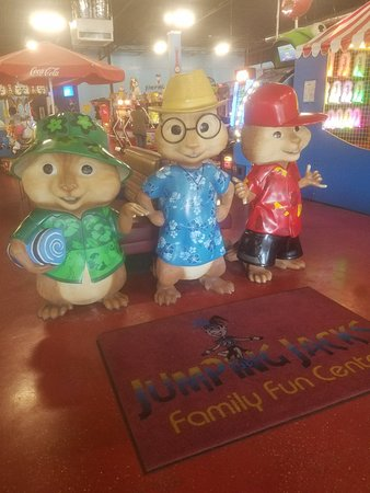 Jumping Jacks Family Fun Center