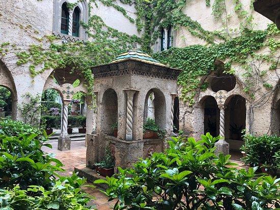 Villa Cimbrone Gardens