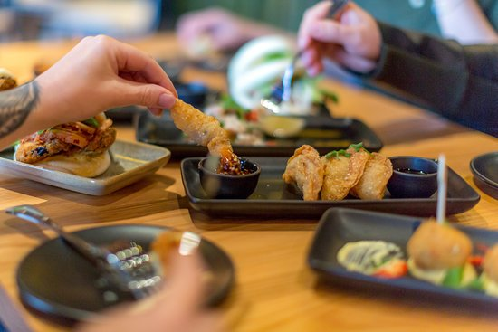 Umami Fusion Kitchen: Plates designed to share... or just enjoy yourself!