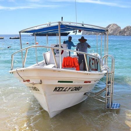 Kelly Boat Cabo