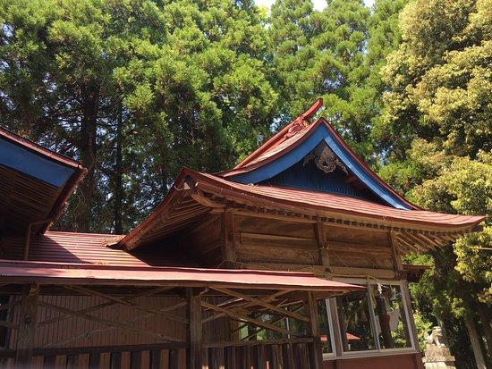 Hirayama Aso Shrine