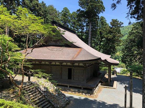 Myotsu-ji Temple
