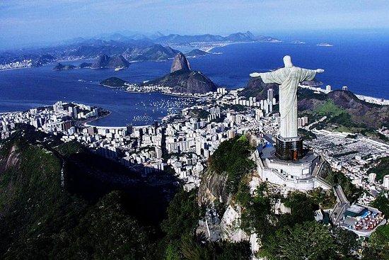 Corcovado Mountain, Christ Redeemer...