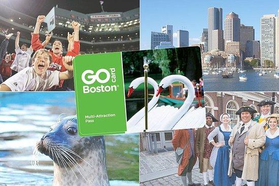 Tarjeta Go Boston