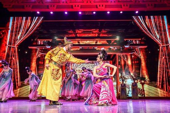 Espectáculo sobe la dinastía Tang en...