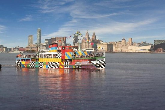 Liverpool: River Cruise and Hop-On...