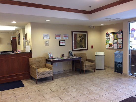 Lobby - Picture of Candlewood Suites Watertown Fort Drum