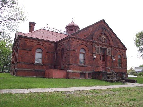 Burden Iron Works Museum