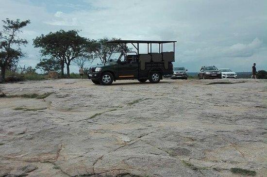 Parque Nacional Kruger Juego de medio...