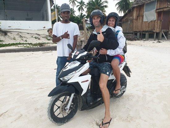 Kapengaro Scooter Rent
