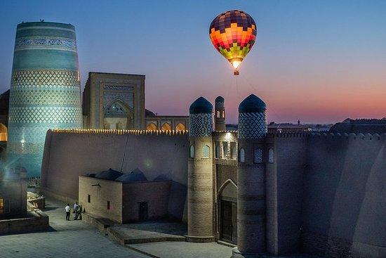 Usbekistan kultur og historisk tur