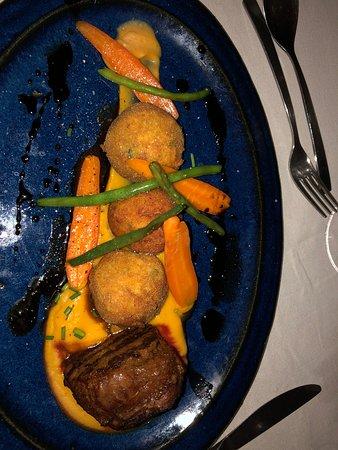 Phinda Private Game Reserve, Güney Afrika: Best steak