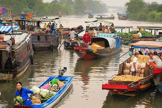 Mekong Delta 3-Tage River Life Abenteuer