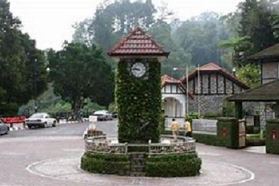 吉隆坡旅行之旅!弗雷泽山(一日游)
