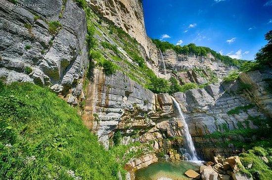 普罗米修斯洞,Okatse峡谷,Martvili峡谷