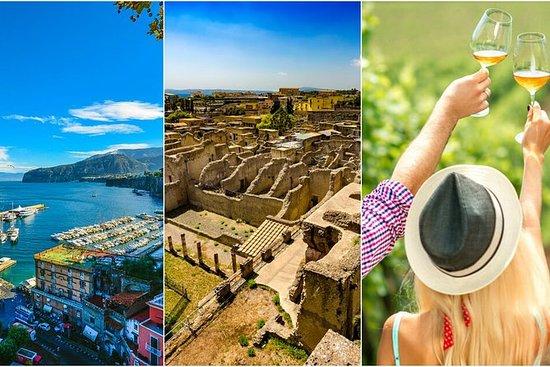 Sorrento-Herculaneum-WineTasting...