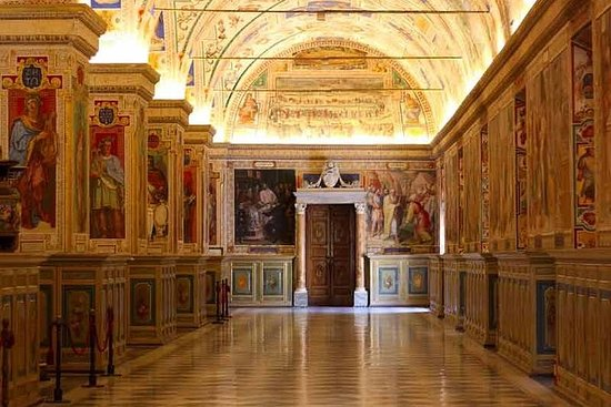 VATICAN MUSEUM & SISTINE CHAPEL: BILLET...