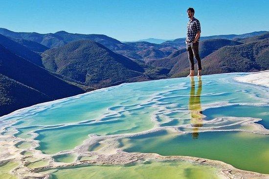 Tour de Tule, Mitla & Hierve el Agua