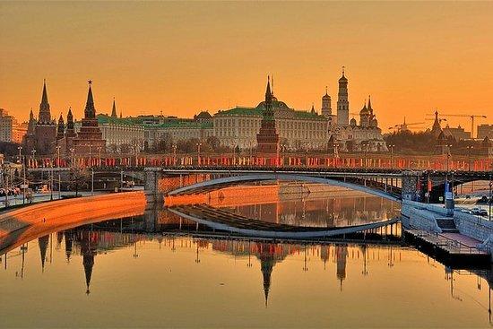 探索莫斯科 -  5個下午和晚上短途旅行