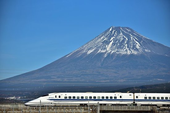 1 giorno Mt Fuji, Hakone e Owakudani