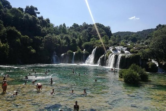 Krka Waterfalls Day Tour ab Zadar ...
