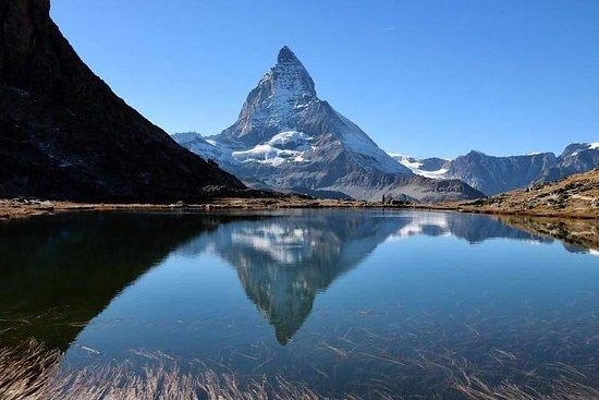 Das Gebiet Zermatt & Matterhorn...