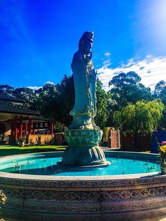 Buddhist temple Cabramatta