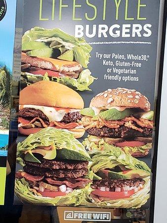 Burgers,combo