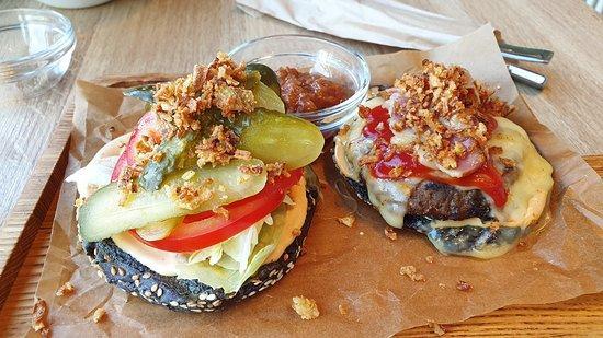 Shokoladnitsa: Биф-бургер