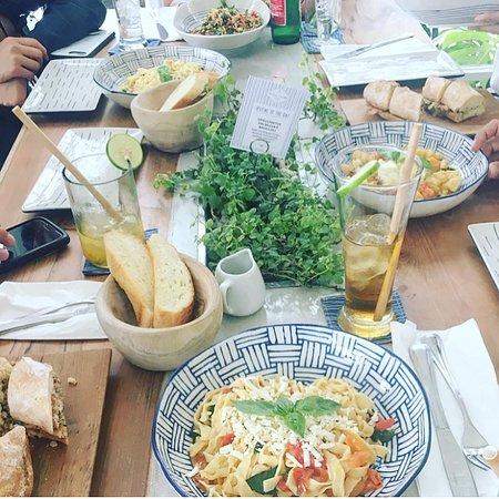 Bottega Italiana Berawa: food