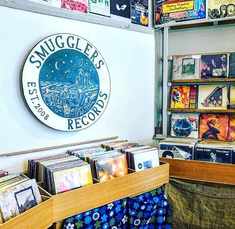 Smugglers Records Shop