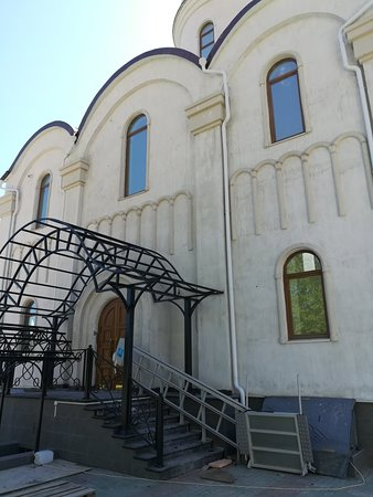 Храм в Коммунарке!