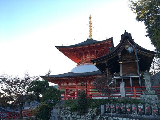 中山寺 大願塔
