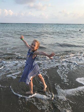Любимое море