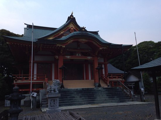 Fudo-in Temple