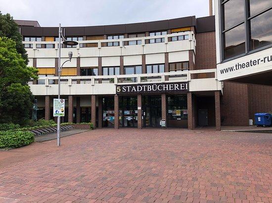 Stadtbücherei Rüsselsheim