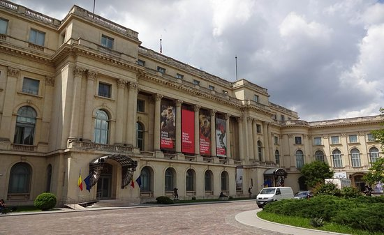 The National Museum of Art of Romania