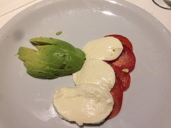 Avocado Tricolore