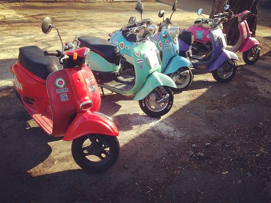 Two-Wheels Rent , Retro moped rent Kyiv