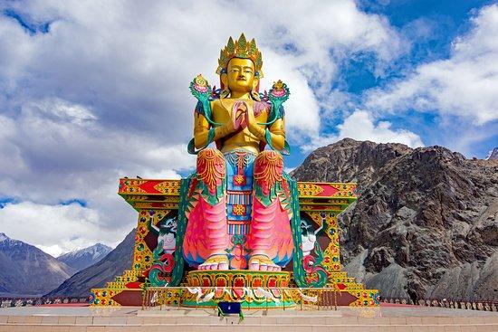 Diskit Gompa (Diskit Monastery)